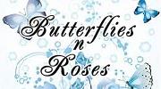 Butterflies N Roses